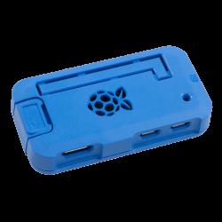 ModMyPi - علبة -كفر- حماية Pi ZERO لون أزرق
