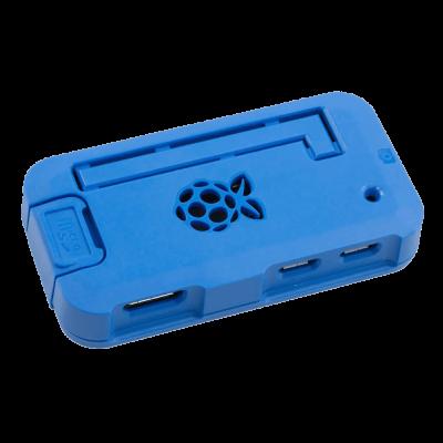 Pi ZERO Case - Blue