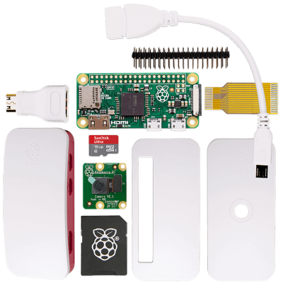 Raspberry Pi Zero Camera Kit
