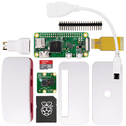 Raspberry Pi Zero Camera Kit - Thumbnail