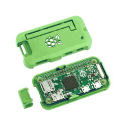Pi ZERO Case - Green - Thumbnail