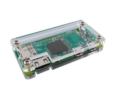 Raspberry Pi ZERO Clear Case