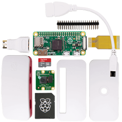 Raspberry Pi Zero Kamera Kit - Thumbnail