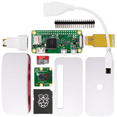 Raspberry Pi Zero Kamera Kit