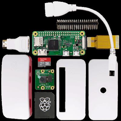 Raspberry Pi Zero Kamera Kit