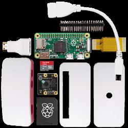 Raspberry Pi Zero Kamera Kit - Thumbnail