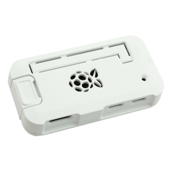 Raspberry Pi Zero Kutu Beyaz - Thumbnail
