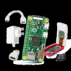 Raspberry Pi Zero Set - Thumbnail