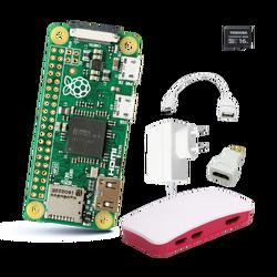 Raspberry Pi - Raspberry Pi Zero Seti
