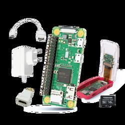 Raspberry Pi Zero WH Set - Thumbnail