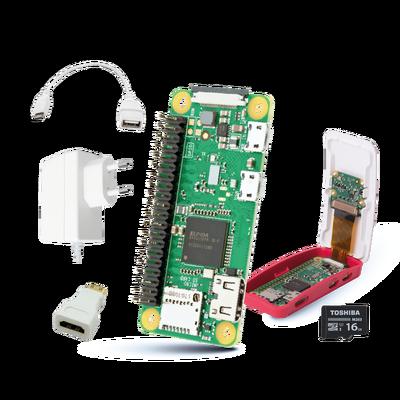Raspberry Pi Zero WH Set