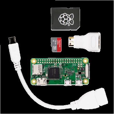 Raspberry Pi Zero Wireless Setleri