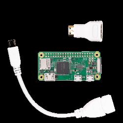 Raspberry Pi - Raspberry Pi Zero Wireless Setleri
