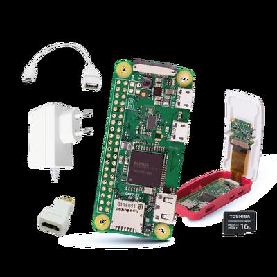 Raspberry Pi Zero Wireless Seti
