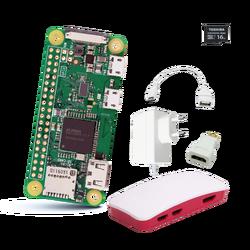 Raspberry Pi - Raspberry Pi Zero Wireless Set