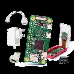 Raspberry Pi Zero Wireless Set - Thumbnail