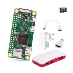 Raspberry Pi - Raspberry Pi Zero Wireless Seti