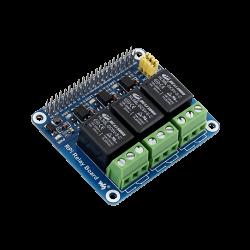 Waveshare - لوحة مرحلات كهربائية لراسبيري باي - WaveShare