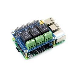 لوحة مرحلات كهربائية لراسبيري باي - WaveShare - Thumbnail
