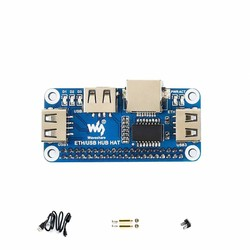 Waveshare - Raspberry Pi Ethernet/USB HAT