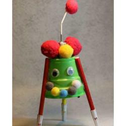 Ressam robot - Thumbnail