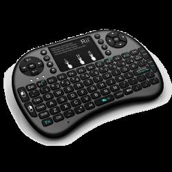 Rii i8+ Mini Kablosuz Dokunmatik Klavye - Thumbnail