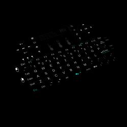 Rii i8+ Mini Wireless Keyboard With Touchpad - Thumbnail