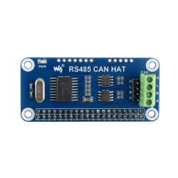 Waveshare - RS485 CAN HAT Raspberry Pi için