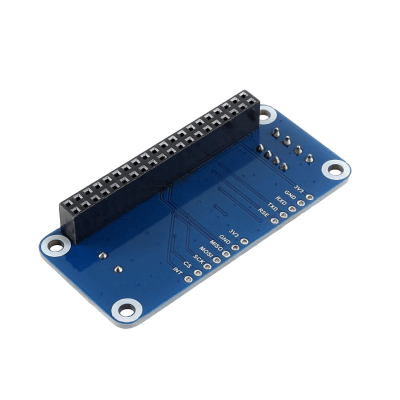 RS485 CAN HAT Raspberry Pi için