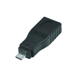 S-link SL-AF06M Female USB to Micro-USB Adapter - Thumbnail
