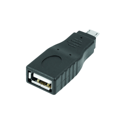 S-Link Teknoloji Ürünleri - S-link SL-AF06M وصلة تحويل من USB أنثى إلى Micro-USB