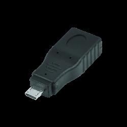 S-link SL-AF06M وصلة تحويل من USB أنثى إلى Micro-USB - Thumbnail
