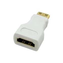 S-Link SLX-685 HDMI to Mini HDMI Gold Adapter - Thumbnail