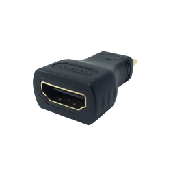 S-Link Teknoloji Ürünleri - S-Link SLX-685 HDMI to Mini HDMI Gold Adapter