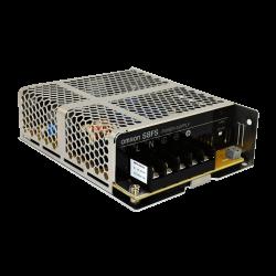 Omron - S8FS-C05024 محول كهرباء صناعي - بور سبلاي قاعدة صاج 24VDC 50W من Omron