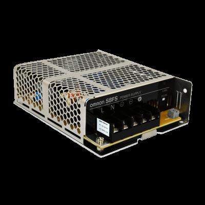 S8FS-C05024 محول كهرباء صناعي - بور سبلاي قاعدة صاج 24VDC 50W من Omron