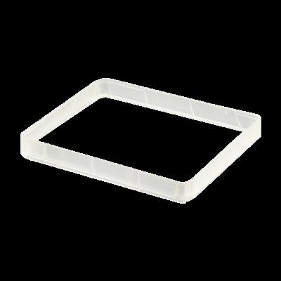 Raspberry Pi 2/3 Modüler Yükseltme Aparatı Şeffaf