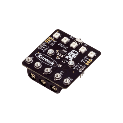 Servo:Lite – micro:bit :move mini