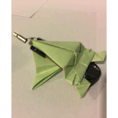 Shaky Origami