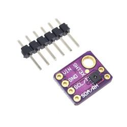 SAMM - SHT30-D Nem Ve Sıcaklık I2c Modül
