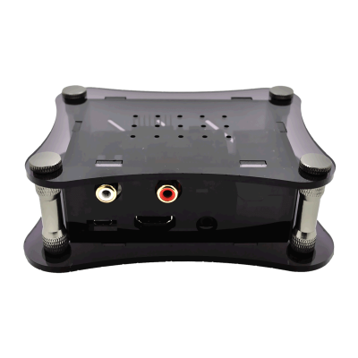 Siyah Akrilik Kasa (Raspberry Pi + BOSS DAC uyumlu)