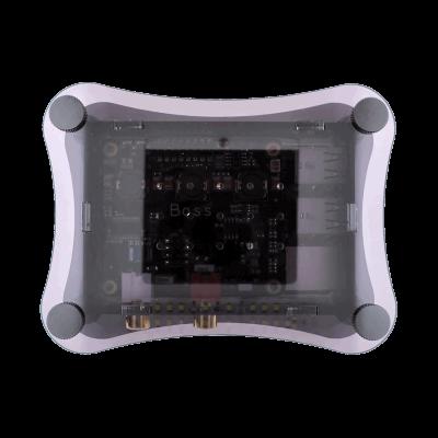 Siyah Akrilik Kasa - Raspberry Pi + BOSS DAC