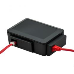 Siyah HDMI ve USB Koruma Kapağı - Thumbnail