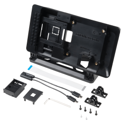 ModMyPi - علبة حماية Smarti Pi Touch Case - كفر شاشة راسبيري باي 7 إنش