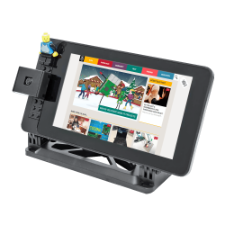 Smarti Pi Touch Case for the Official Raspberry Pi Display - Thumbnail