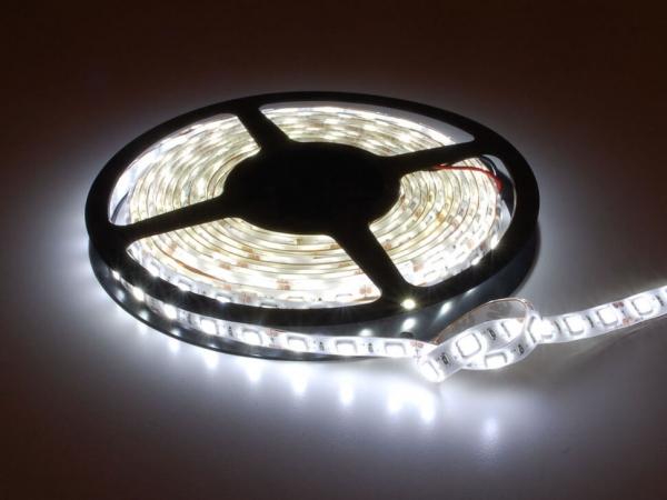 Adafruit - Soğuk Beyaz LED Hava Koşullarına Dayanıklı Esnek Şerit 60 LED - 1m