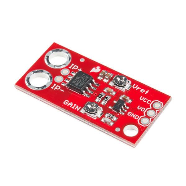 Sparkfun - SparkFun Akım Sensörü Breakout - ACS723 (Düşük Akım)