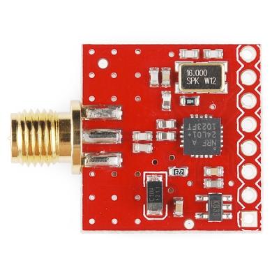 SparkFun Alıcı-Verici Breakout - nRF24L01+ (RP-SMA)