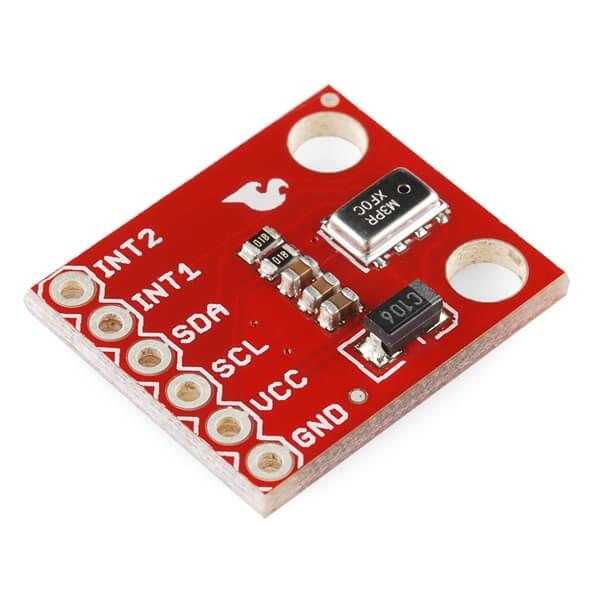 Sparkfun - SparkFun Altitude/Pressure Sensor Breakout - MPL3115A2