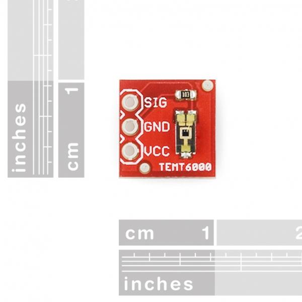SparkFun Ambient Light Sensor Breakout - TEMT6000 - Thumbnail